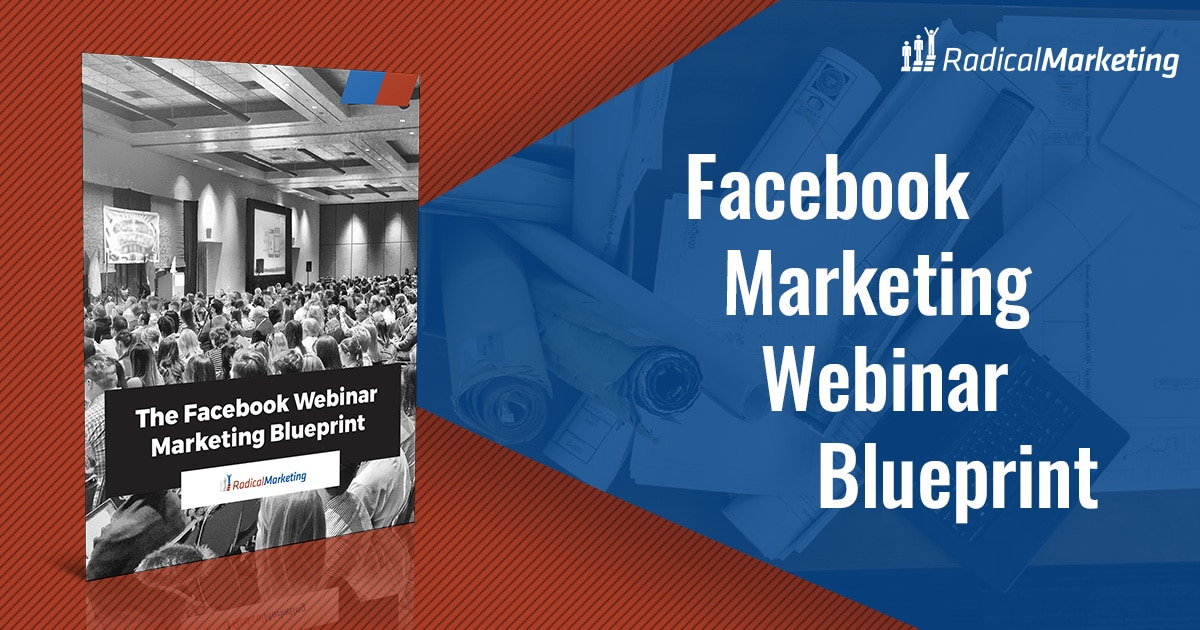 Facebook Marketing Webinar Blueprint