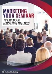 Marketing Your Seminar 12 Facebook Marketing Mistakes Book