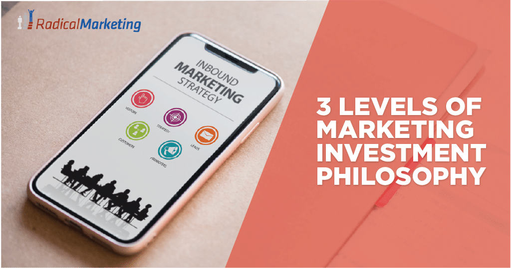 3 Levels of Marketing Investment Property