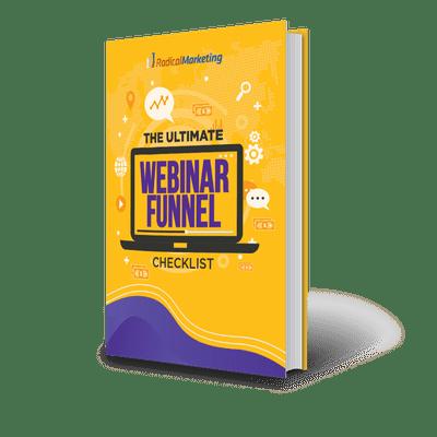 FREE CHECKLIST: The Ultimate Webinar Checklist