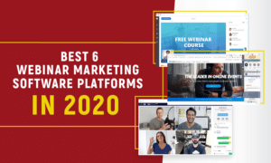 Best 6 Webinar Marketing Software Platforms in 2020 Review