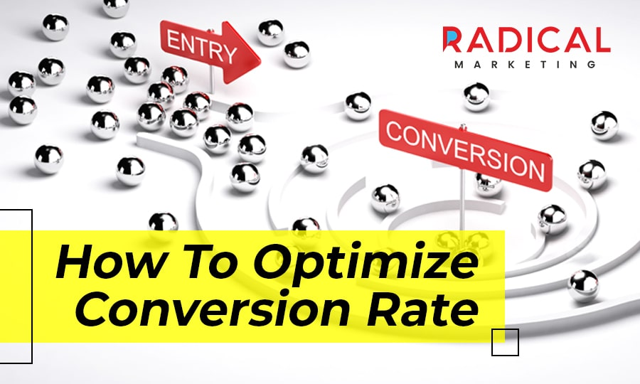 How to optimize your conversion rate